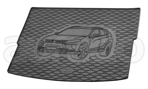 Kofferraummatte Gummi für Mitsubishi Eclipse Cross ab 2018