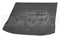 Kofferraummatte Gummi für Ford Edge ab 2016