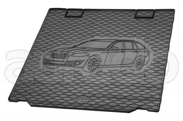 Kofferraummatte Gummi für BMW 5er Touring (F11) ab 5/2010-5/2017