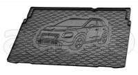Kofferraummatte Gummi für Citroen C3 Aircross ab 11/2017