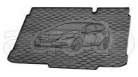 Kofferraummatte Gummi für Opel Corsa D ab 10/2006/Corsa E ab 12/2014
