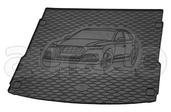 Kofferraummatte Gummi für Audi Q5 ab 2017