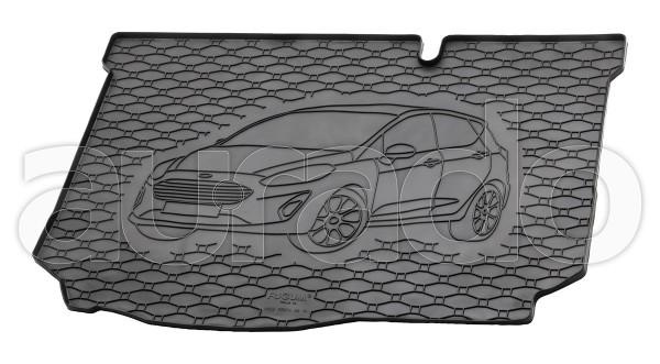 Kofferraummatte Gummi für Ford Fiesta ab 7/2017